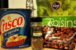 Ingredients for irish soda bread