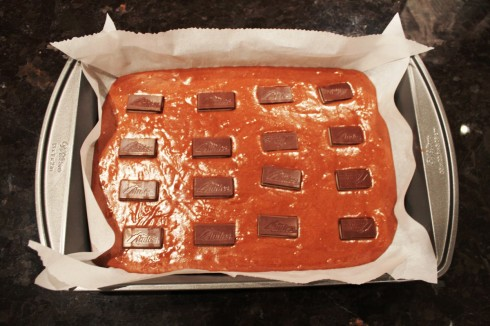 Candy Cane Brownies 003